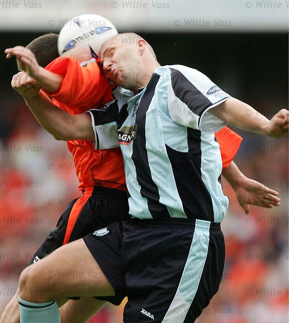 Bobby Mann, Dundee.stock season 2004-2005.pic willie vass