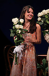 Kate Arrington during the Opening Night Performance Curtain Call for 'Grace' at the Cort Theatre in New York City on 10/4/2012.