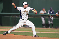 June 5, 2010: Justin Gill of Kent State during NCAA Regional game against UC Irvine at Jackie Robinson Stadium in Los Angeles,CA.  Photo by Larry Goren/Four Seam Images