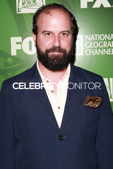 LOS ANGELES, CA, USA - AUGUST 25: Brett Gelman at the FOX, 20th Century FOX Television, FX Networks And National Geographic Channel's 2014 Emmy Award Nominee Celebration held at Vibiana on August 25, 2014 in Los Angeles, California, United States. (Photo by David Acosta/Celebrity Monitor)