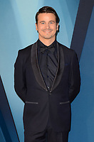 NASHVILLE, TN - NOVEMBER 8:  Jason Ritter arrives at the 51st Annual CMA Awards at the Bridgestone Arena on November 8, 2017 in Nashville, Tennessee. (Photo by Tonya Wise/PictureGroup)