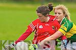 Caoimhe De Bhillis Kerry Emma O'Hagan Cork..