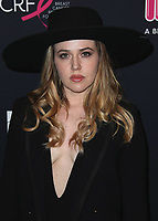 BEVERLY HILLS, CA - FEBRUARY 27:   Majandra Delfino at An Unforgettable Evening at the Beverly Wilshire Four Seasons Hotel on February 27, 2018 in Beverly Hills, California. (Photo by Scott Kirkland/PictureGroup)