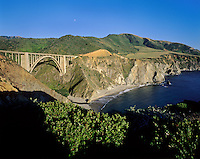 THE BIG SUR COAST & THE BIXBY BRIDGE - CALIFORNIA
