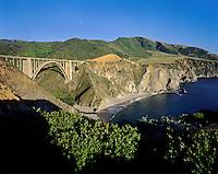 THE BIG SUR COAST & THE BIXBY BRIDGE - CALIFORNIA