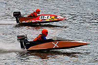 55-E, X    (Outboard Runabout)
