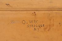 Willard Suitcases / O W / ©2016 Jon Crispin