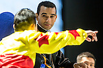 Joao Moreira at the Longines Hong Kong Masters 2015 at the Asiaworld Expo on 13 February 2015 in Hong Kong, China. Photo by Jerome Favre / Power Sport Images