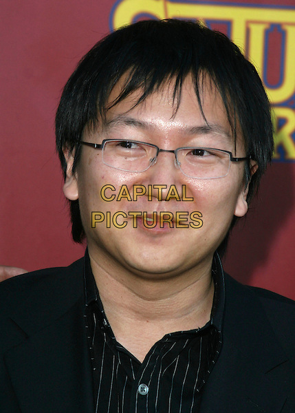 MASI OKA.33rd Annual Saturn Awards presented by the Academy Of Science Fiction, Fantasy and Horror Films held at the Universal City Hilton Hotel,Universal City, California, USA, 10 May 2007..portrait headshot glasses.CAP/ADM/CH.©Charles Harris/AdMedia/Capital Pictures.