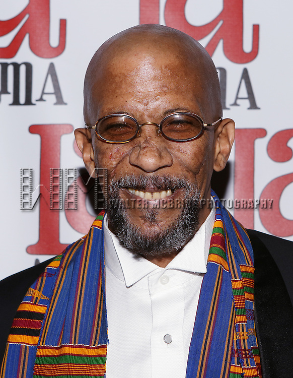 Reg E. Cathey attends the La Mama Earth Gala Honoring Olympia Dukakis And Dan Kutz at the Ellen Stewart Theatre on November 13, 2014 in New York City.