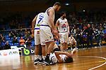 NELSON, NEW ZEALAND - JUNE 1 NBL Basketball, Mike Pero Nelson Giants v Saints on June 1 at Trafalgar Centre 2019 in Nelson, New Zealand. (Photo by: Evan Barnes Shuttersport Limited)