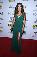 03 July 2019 - Las Vegas, NV - Mercedes Terrell. 11th Annual Fighters Only World MMA Awards Arrivals at Palms Casino Resort. Photo Credit: MJT/AdMedia
