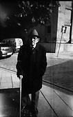 """Warsaw 9-10.2011 Poland. Portraits of the Insurgents. Wojciech Cyganski pseudonym """"Cygan"""" unit """"Bartkiewicz"""" photo Maciej Jeziorek/Napo Images. Warszawa 9-10.2011 Polska. Portrety Powstancow Warszawskich. nz. Wojciech Cyganski """"Cygan"""" zgrupowanie """"Bartkiewicz"""". fot. Maciej Jeziorek/Napo Images."""