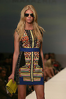 BCBGMAXAZRIA show on day one of Fashion Houston