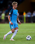 Manchester City striker Alex Zinchenko during the match between Manchester City FC for the 2016 International Champions Cup China match at the Shenzhen Stadium on 28 July 2016 in Shenzhen, China. Photo by Marcio Machado / Power Sport Images