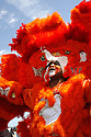Mardi Gras Indian Super Sunday (Cheryl Gerber Photo)