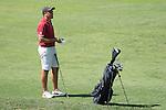 April 14, 2015; Ventura, CA, USA; Loyola Marymount Lions golfer Braden Baer during the WCC Golf Championships at Saticoy Country Club.