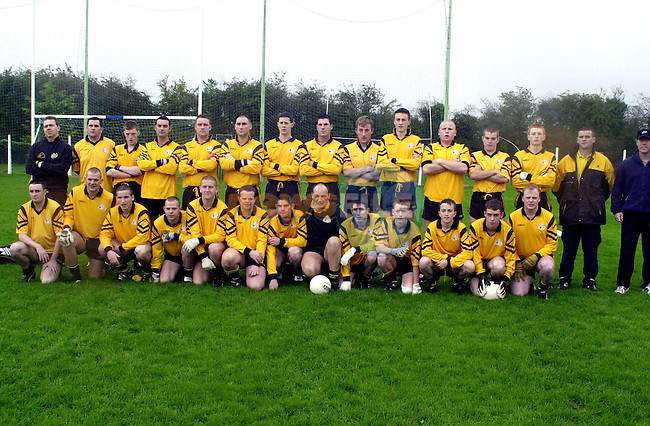 14-10-01..KILBRIDE v BELLEWSTOWN - Meath Div. 5 F.L. Final..Bellewstown Panel.