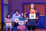"""UMASS production of """"The 25th Annual Putnam County Spelling Bee""""..© 2010 JON CRISPIN .Please Credit   Jon Crispin.Jon Crispin   PO Box 958   Amherst, MA 01004.413 256 6453.ALL RIGHTS RESERVED.JON CRISPIN ."""