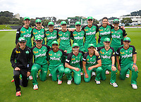 161207 Women's Twenty20 Cricket - Wellington Blaze v Melbourne Stars