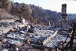1991 East Bay Hills Fire, Oakland