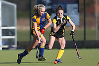 Upminster HC Ladies 3rd XI vs Thurrock HC Ladies 2nd XI 24-02-18