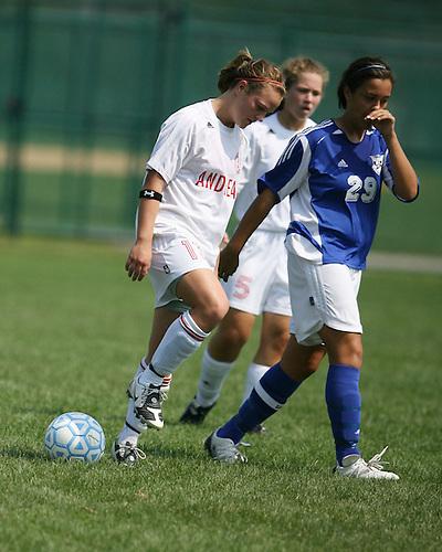 2008 Saint Joseph's High School Indian Invitational.Marian vs. Andrean