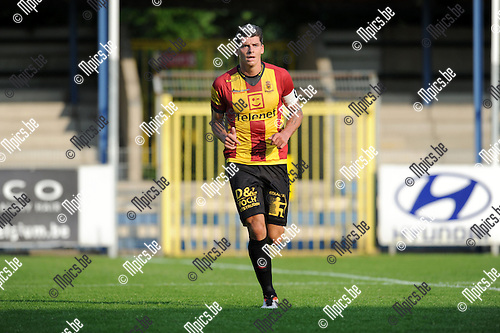 2013-07-07 / Voetbal / seizoen 2013-2014 / Rupel-Boom - KV Mechelen / Seth de Witte<br /><br />Foto: Mpics.be