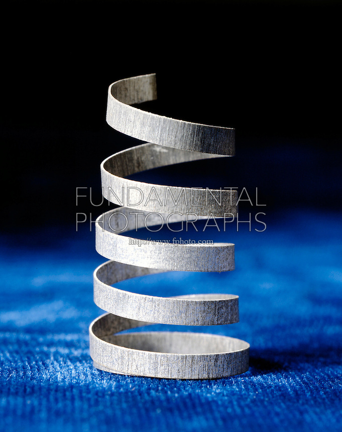 ELEMENTAL MAGNESIUM - Ribbon<br /> The element Magnesium (Mg) has an atomic weight of 24.305 and atomic number 12. It constitutes 2.1% of earth's crust.  Silvery-white metal.  Slowly oxidizes in moist air.