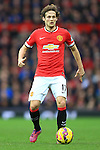 Daley Blind of Manchester United - Manchester United vs. Sunderland - Barclay's Premier League - Old Trafford - Manchester - 28/02/2015 Pic Philip Oldham/Sportimage