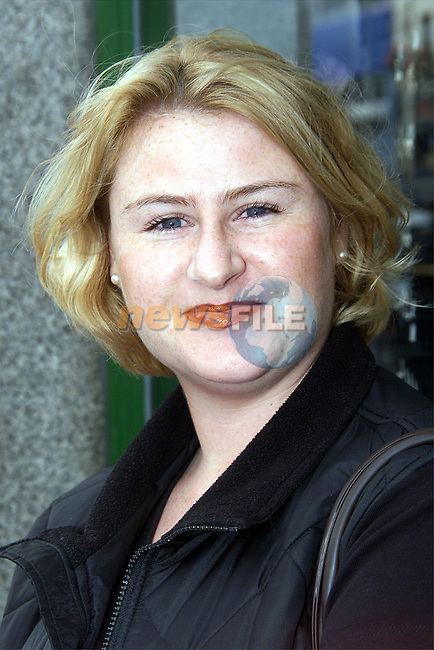 Jennifer Campbell.Picture: Paul Mohan/Newsfile