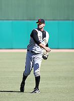 Jamie Romak / Scottsdale Scorpions 2008 Arizona Fall League..Photo by:  Bill Mitchell/Four Seam Images