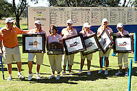 SAN ANTONIO , TX - OCTOBER 27, 2009: The Alamo Invitational Golf Tournament hosted by The University of Texas at San Antonio at Briggs Ranch Golf Club. (Photo by Jeff Huehn)