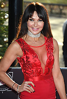 Lizzie Cundy<br /> arriving for the TRIC Christmas Party, Grosvenor House Hotel, London.<br /> <br /> <br /> &copy;Ash Knotek  D3362  12/12/2017