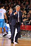 League ACB-ENDESA 2018/2019. Game: 14.<br /> FC Barcelona Lassa vs Monbus Obradoiro: 79-73.<br /> Svetislav Pesic.