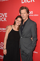 LOS ANGELES, CA - APRIL 20: Sosie Bacon and Kevin Bacon at the I Love Dick Premiere at the Linwood Dunn Theater in Los Angeles, California on April 20, 2017. Credit: David Edwards/MediaPunch