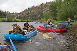 Oregon, Minum River, river rafting, Minum put in, Grande Ronde River, Northeastern Oregon, Pacific Northwest,