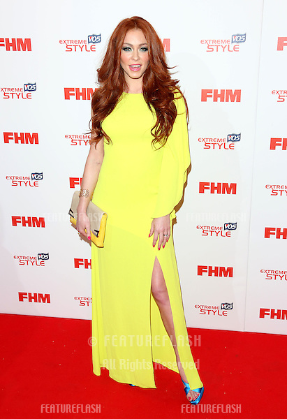 Natasha Hamilton arriving for the FHM 100 Sexiest Women in the World 2013 party at the Sanderson Hotel, London. 01/05/2013 Picture by: Henry Harris / Featureflash