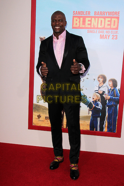 HOLLYWOOD, CA - May 21: Terry Crews at the &quot;Blended&quot; Premiere, Chinese Theater, Hollywood,  May 21, 2014.  <br /> CAP/MPI/JO<br /> &copy;Janice Ogata/MediaPunch/Capital Pictures