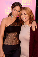 LOS ANGELES - MAY 6:  Halle Berry, Jessica Mendoza at the VH1`s 2nd Annual Dear Mama: An Event To Honor Moms on the Huntington Library on May 6, 2017 in Pasadena, CA
