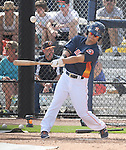 Norichika Aoki (Astros),<br /> FEBRUARY 20, 2017 - MLB :<br /> Houston Astros spring training baseball camp in West Palm Beach, Florida, United States. (Photo by AFLO)