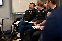 Kurt Fearnley / THE MOB get together for the <br /> Australian Paralympic Committee<br /> 2017 Alpine skiing training camp for <br /> 2018 Pyeongchang South Korea Paralympics<br /> Jindabyne NSW / August 15th 2017<br /> &copy; Sport the library / Jeff Crow