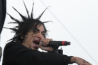 Little Jimmy Urine, front man of New York Electronic Punk Band Mindless Self Indulgence performs @ The Bmaboozle Festival 2008, Meadowlands NJ