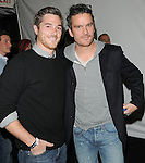 Balthazar Getty & Dave Annable at The World Poker Tour Celebrity Invitational Tournament held at The Commerce Casino in The City of Commerce, California on February 20,2010                                                                   Copyright 2010  DVS / RockinExposures
