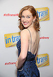 Erin Mackey attends the Broadway Opening Night Performance Press Reception for  'In Transit' at Circle in the Square Theatre on December 11, 2016 in New York City.