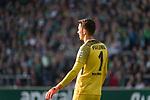 15.04.2018, Weser Stadion, Bremen, GER, 1.FBL, Werder Bremen vs RB Leibzig, im Bild<br /> <br /> Jiri Pavlenka (Werder Bremen #1)<br /> <br /> <br /> Foto &copy; nordphoto / Kokenge