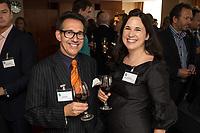 Nick Max of NG1 Group and Julie Richards of Julie Richards Architectural Design