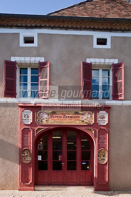 Europe/France/Aquitaine/24/Dordogne/Villamblard: Distillerie Clovis Reymond -