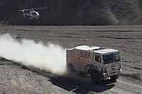 Dakar 2014 Etapa 08 Salta - Calama
