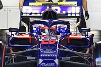 3rd December 2019; Yas Marina Circuit, Abu Dhabi, United Arab Emirates; Pirelli Formula 1 tyre testing sessions; Scuderia Toro Rosso, Daniil Kvyat